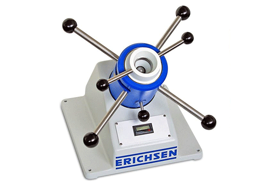 Erichsen Testing Machine for Lacquer and Paint Testing Model 200